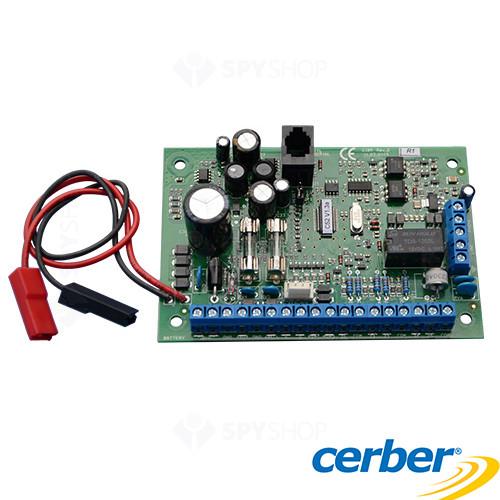 Centrala alarma antiefractie CERBER C52 PCB
