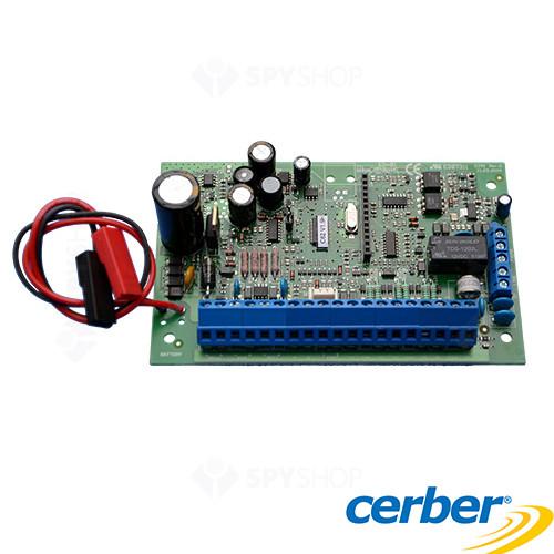 Centrala alarma antiefractie CERBER C62 PCB