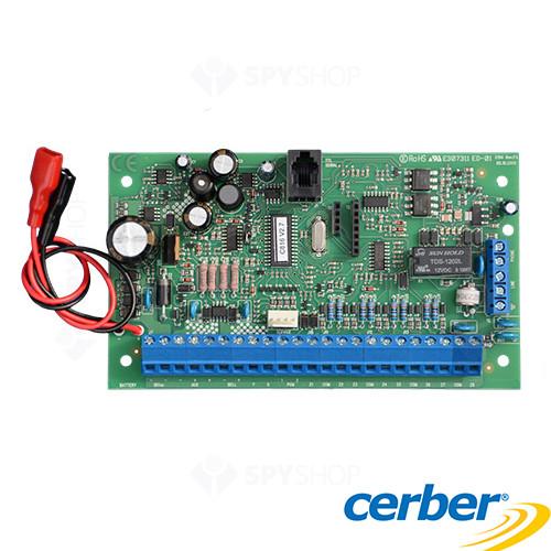 Centrala alarma antiefractie Cerber c816 pcb