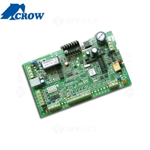 Centrala alarma antiefractie Crow RUNNER 4/8 LED