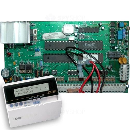 Centrala alarma antiefractie DSC Maxsys PC 4010A