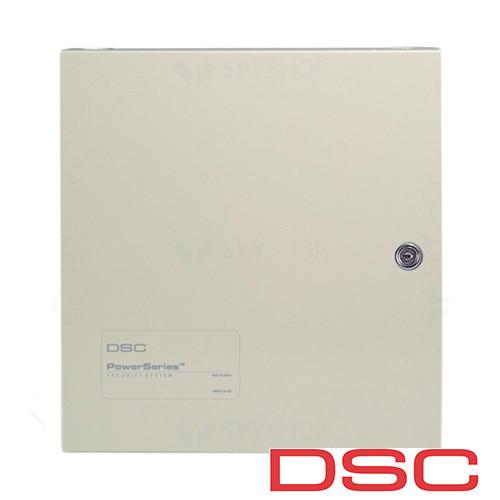 Sistem alarma antiefractie dsc power pc1616