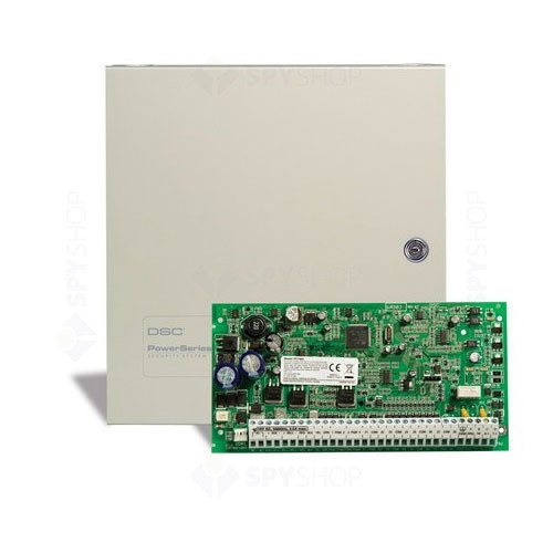 Centrala alarma antiefractie DSC Power PC 1864