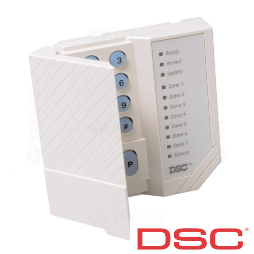 Centrala alarma antiefractie dsc power pc 585