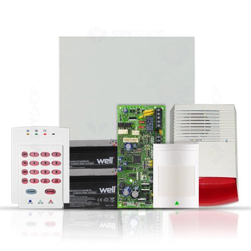 Centrala alarma antiefractie kit complet PA-728ULT