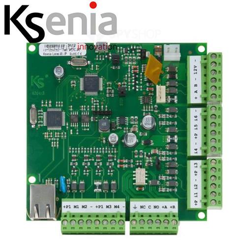 Centrala alarma antiefractie Ksenia Lares 48 IP
