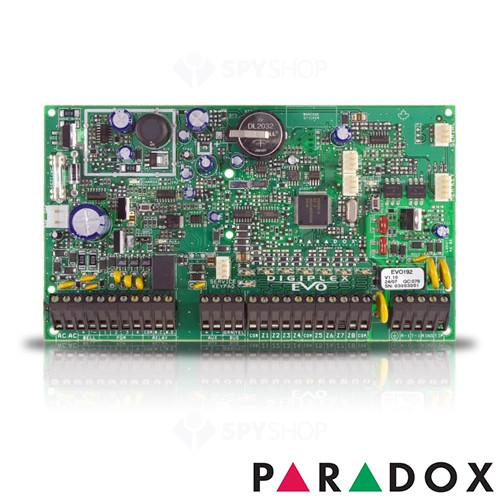 Centrala alarma antiefractie Paradox Digiplex EVO192+K641LX