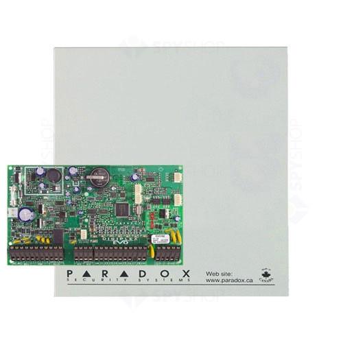 Centrala alarma antiefractie Paradox Digiplex EVO192 + Carcasa metalica cu traf
