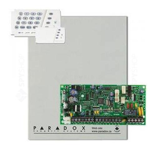 Centrala alarma antiefractie Paradox Spectra SP 4000+K636