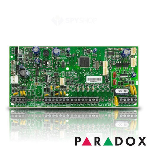Sistem alarma paradox spectra sp 5500 + dg55 + k35