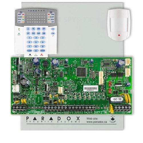 Centrala alarma antiefractie Paradox Spectra SP 5500+DG55+K32
