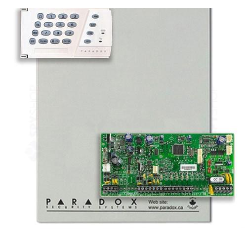 Centrala alarma antiefractie Paradox Spectra SP 5500+K636