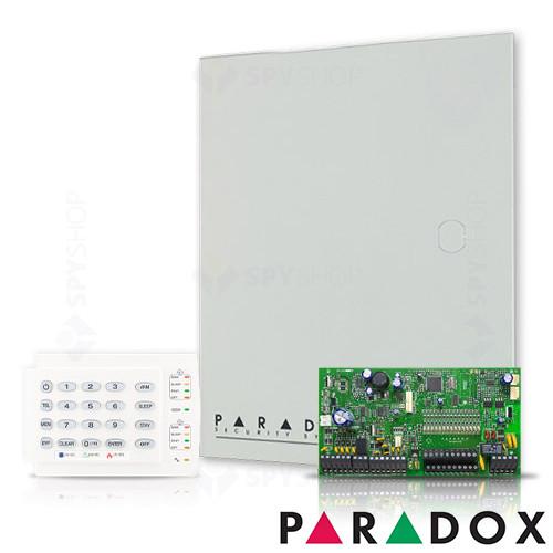 Centrala alarma antiefractie Paradox Spectra SP 7000+K10H