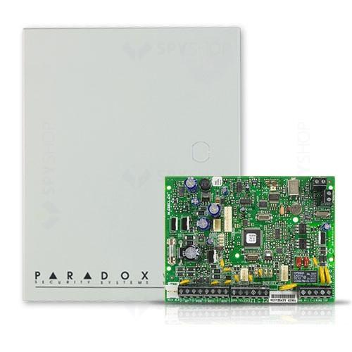 Centrala alarma antiefractie wireless Paradox Magellan MG 5000 + Carcasa metalica cu traf