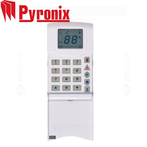 Centrala alarma antiefractie Pyronix MATRIX 424-LCD