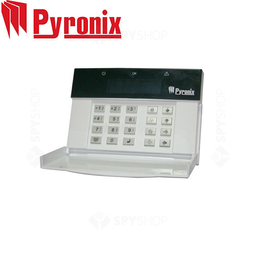 Centrala alarma antiefractie Pyronix MATRIX 832-LCD