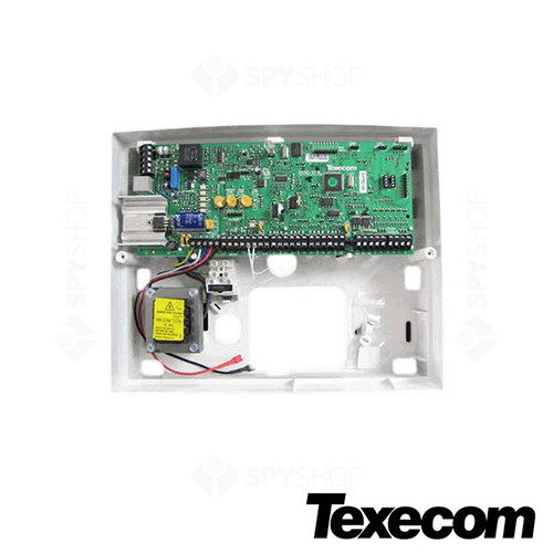 Centrala alarma antiefractie Texecom Premier 412 - plastic