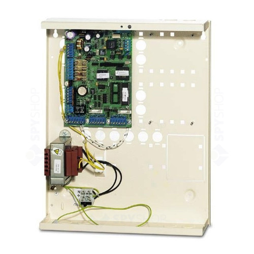 Centrala alarma antiefractie UTC Fire&Security ATS-3099, 8-128 zone, 200 evenimente, 8 partitii