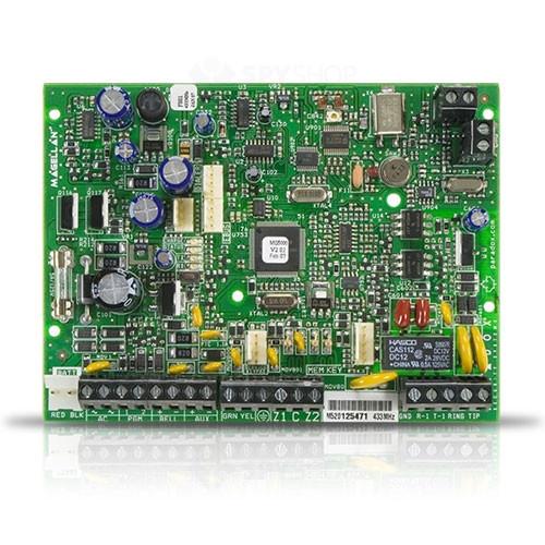 Centrala alarma antiefractie wireless Paradox Magellan MG 5000+K10V+REM1