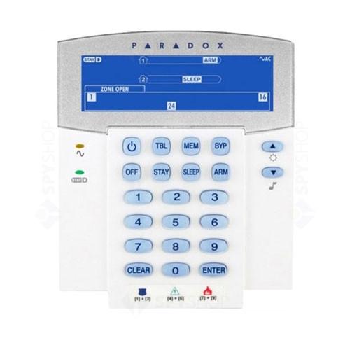 Centrala alarma antiefractie wireless Paradox Magellan MG 5050+K35+REM15