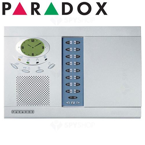 Centrala alarma antiefractie wireless paradox magellan mg6160