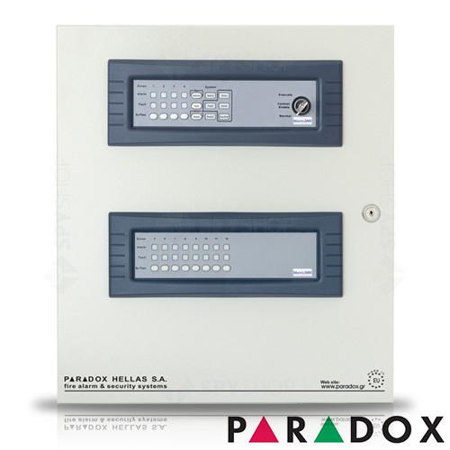 Centrala de incendiu cu 16 zone Paradox Hellas MATRIX PH.MR.016.08