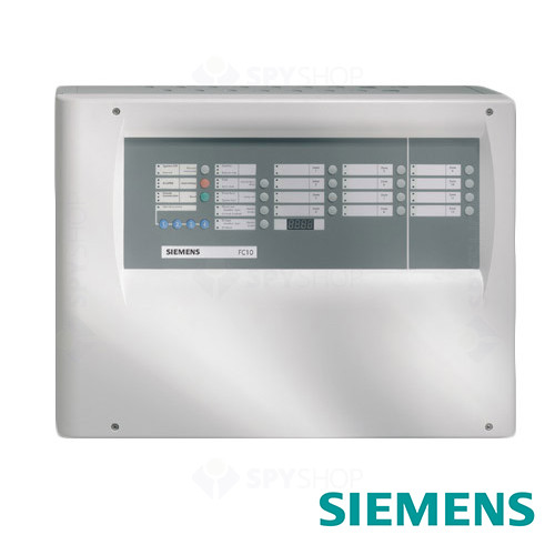 Centrala de incendiu cu 12 zone Synova Siemens FC1012-A