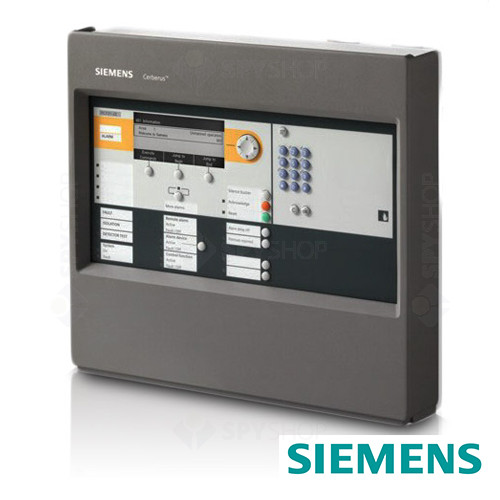 Centrala de incendiu cu 1 zona Siemens FC721-ZZ