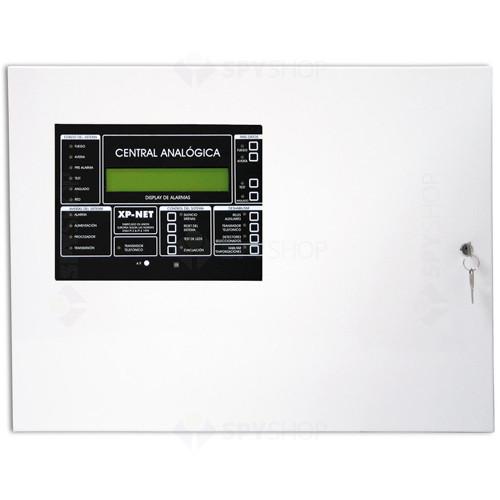 CENTRALA DE INCENDIU CU 384 ZONE GLOBAL FIRE J-NET-SC008
