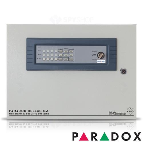 Centrala de incendiu cu 4 zone Paradox Hellas MATRIX 2004R00TO