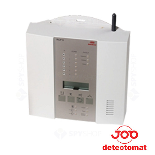 Centrala de incendiu cu 6 zone Detectomat SRC 3000