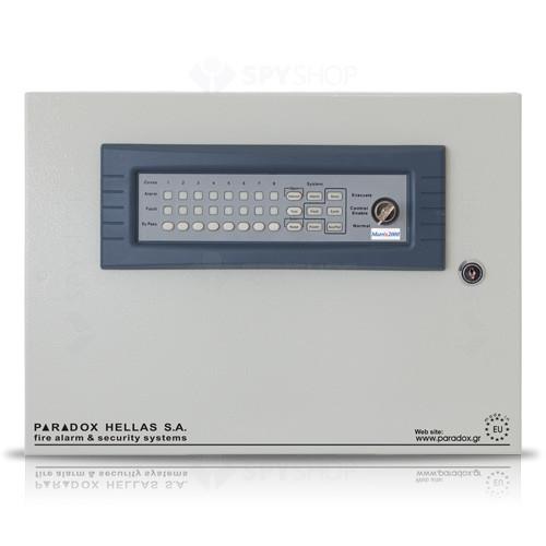Centrala de incendiu cu 8 zone Paradox Hellas MATRIX PH.MA.008.00