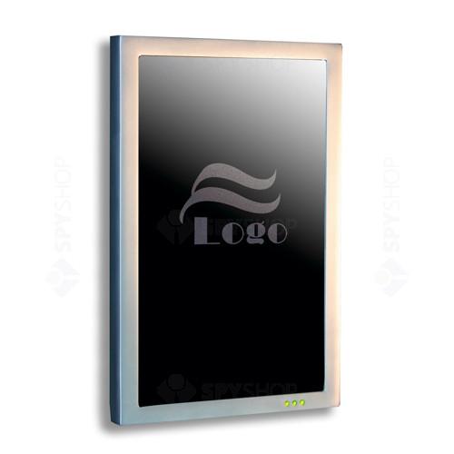 Cititor arhitectural negru mat Paxton 360-864BL-EX