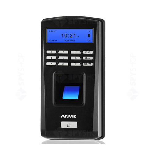 Cititor de proximitate biometric Anviz T50