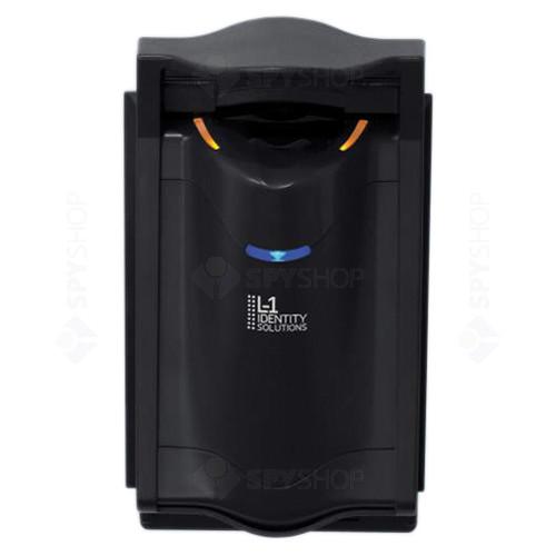 Cititor de proximitate biometric Bioscrypt XFXSP, 13.56 MHz, 10000-500000 profile