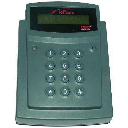 Cititor de proximitate cu tastatura Kantech SA-500, 1 usa, 5000 utilizatori, 12 V