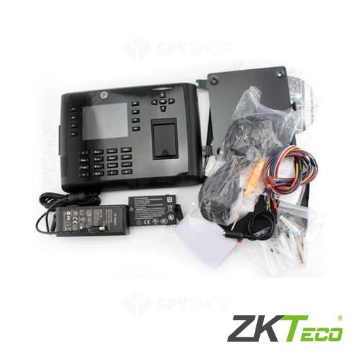 Cititor de proximitate biometric cu camera ZKTeco ICLOCK700