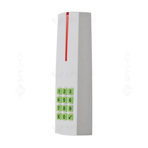 Cititor de proximitate Paradox R915, 3 setari, LED tricolor, tastatura-buzzer integrat