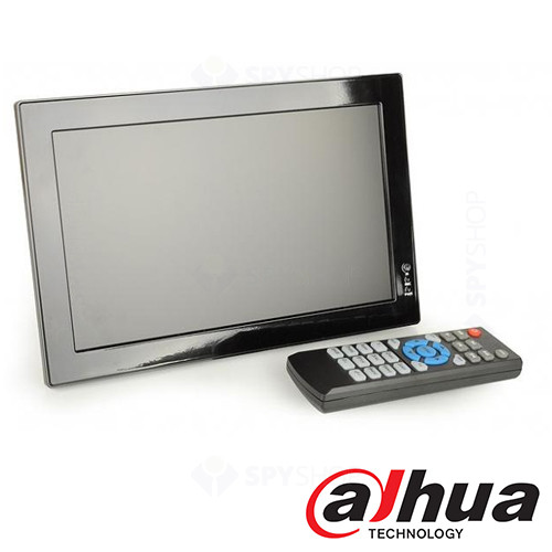 Combo DVR cu 4 canale si LCD Dahua DH-CVR0404-10