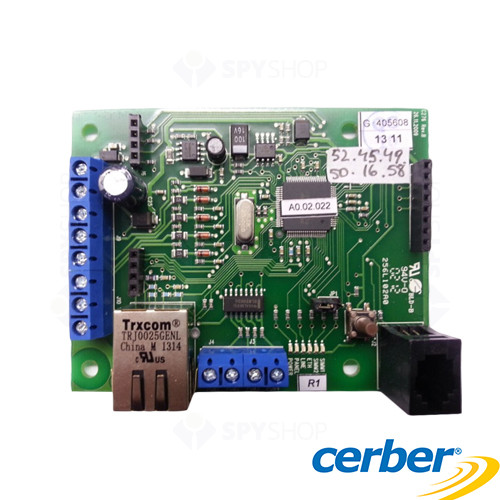 Comunicator Cerber multicomm ip-s pcb