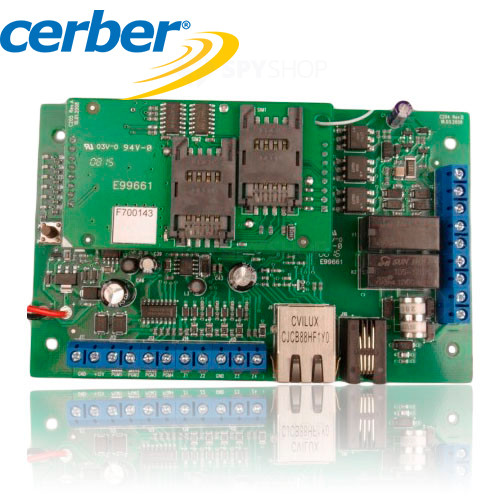 Comunicator Universal CERBER MultiCOMM IP - u