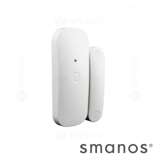 Contact magnetic pentru usa/fereastra wireless Smanos DS2300