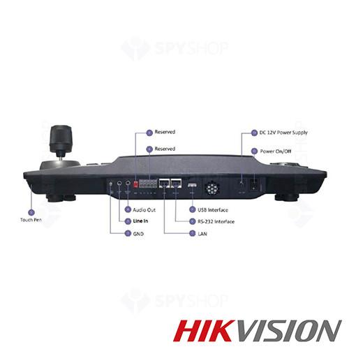 Controller touch screen cu joystick Hikvision DS-1100KI