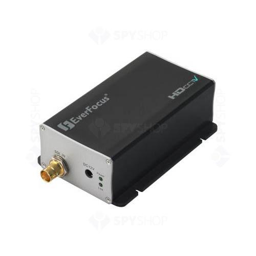 Convertor semnal HD-SDI la fibra optica Everfocus EHA-FTX