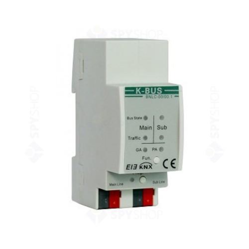 Cuptor de linie KNX BNLC-00/00.1, 21-30 V, sina DIN