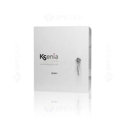 Cutie mica centrala antiefractie Ksenia Lares small Box 1,7A