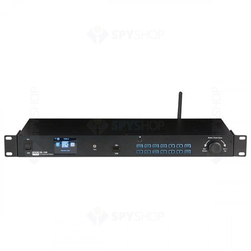 Player profesional DAP-Audio IR-100, radio, wi-fi, usb