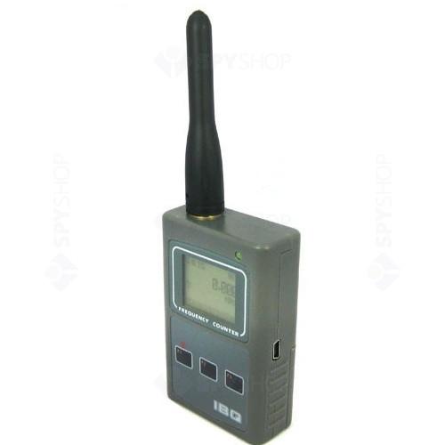 Detector de camere si microfoane cu scanner de frecvente
