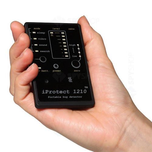 Detector echipamente de spionaj RF Digiscan Labs Protect 1210