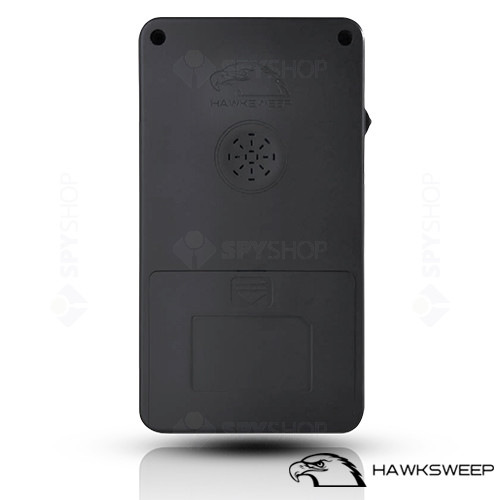 Detector de camere si microfoane PROFESIONAL HawkSweep HS-007 Plus